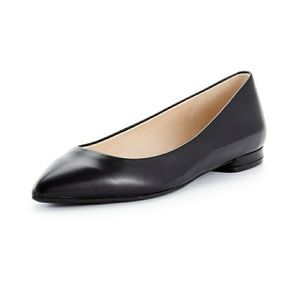 """Nine West """"Onlee"""" Pointed Toe Flats Size 5M"""